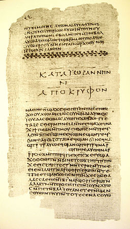 Nag Hammadi Codex II