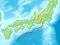 Nankai trough topographic.png