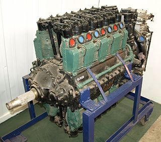 Napier Rapier 1920s British piston aircraft engine
