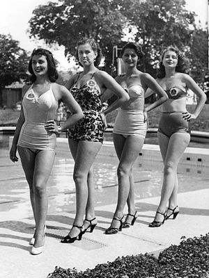 Miss Italia - Image: Naples, Miss Italia 1950 Sophia Loren