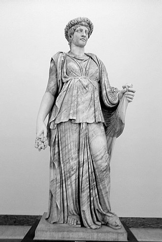 Pomona (mythology) - Pomona, Naples Archaeology Museum