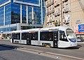 Napoli Sirio tram 1115 on Via Nuova Marina in 2007.jpg