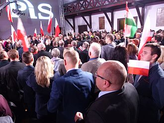 Law and Justice - PiS meeting on National Independence Day