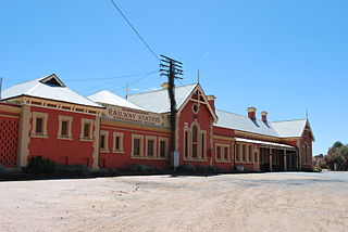 Narrandera railway station