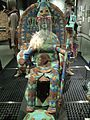 National Museum of Ethnology, Osaka - Human figure covered with beads - Yorùbá people in Nigeria - Collected in 1999.jpg