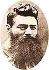 Ned Kelly the day before execution.