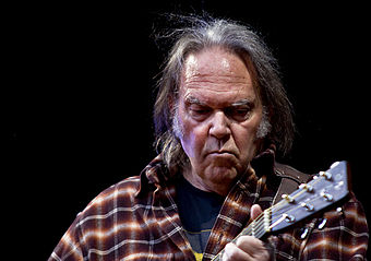 "Canadian musician Neil Young is known as the ""Godfather of Grunge"". Neil Young - Per Ole Hagen.jpg"