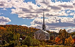 Autunno nel New England