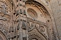 New Cathedral, Salamanca, 1513 - 1733 , exterior portal (5) (29123389670).jpg
