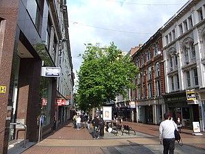 New Street, Birmingham - Image: New Street, Birmingham DSCF0506