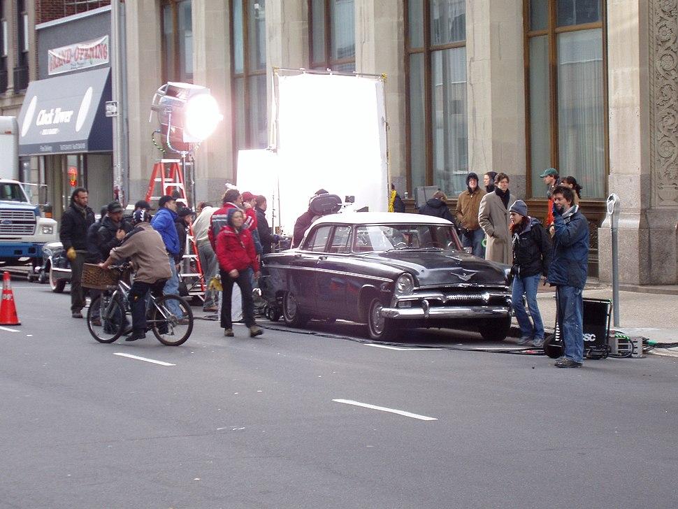 Newark-film-production