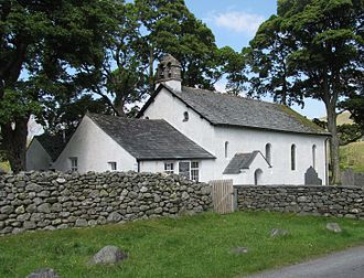 The Tale of Mrs. Tiggy-Winkle - Lucie Carr's father was the Vicar of Newlands Church