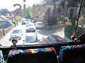 Newport St John's Road from rear of Southern Vectis route 6 bus.JPG