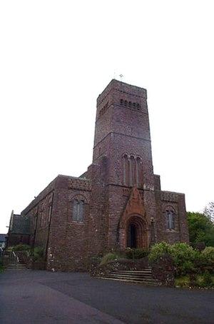 Newport, County Mayo - Image: Newport church mayo