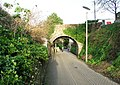 Newquay Tram Track 1.JPG