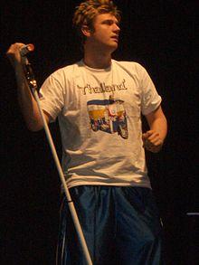In Bangkok, Thailand, 2006.