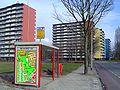 Nijmegen Dukenburg, hoogbouw in Meijhorst.JPG