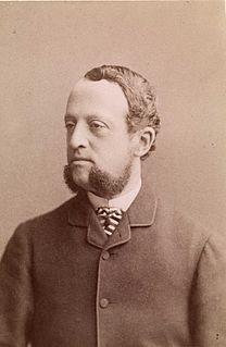 Nils August Andresen Butenschøn Norwegian businessman
