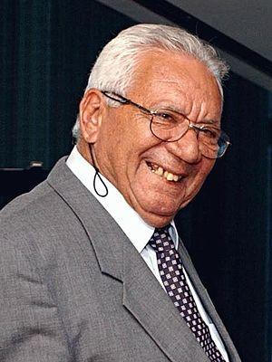 Nílton Santos - Nílton Santos in 2004.
