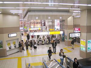 Nishi-Ogikubo Station - Concourse