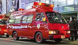 E24 Nissan Caravan