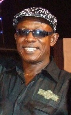 Africa Movie Academy Award for Best Actor in a Leading Role - 2008 Best Actor winner Nkem Owoh