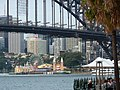 No Peeking This Time^ (Taken from The Oyster Bar, Circular Quay) - panoramio.jpg