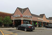 Noodles & Company Arborland Shopping Center Ann Arbor Michigan.JPG