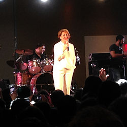 Nooshafarin concert in Houston.JPG