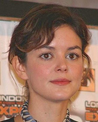 Nora Zehetner - October 2007 at the London MCM Expo