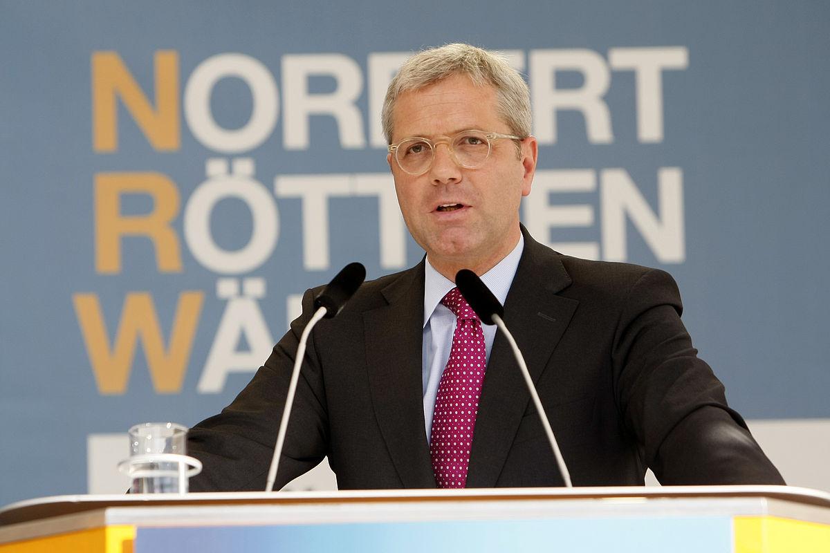 Norbert Röttgen – Wolna Encyklopedia