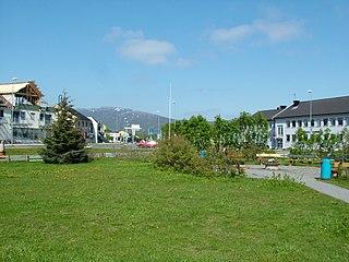 Nordreisa Municipality in Troms og Finnmark, Norway