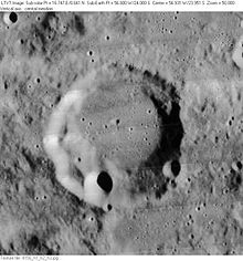 亨利陨石坑
