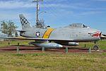 North Amercian F-86H Sabre '31230' (29035485144).jpg