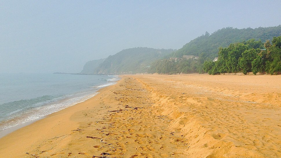 North Korean coast near Hamhung (14876597009)