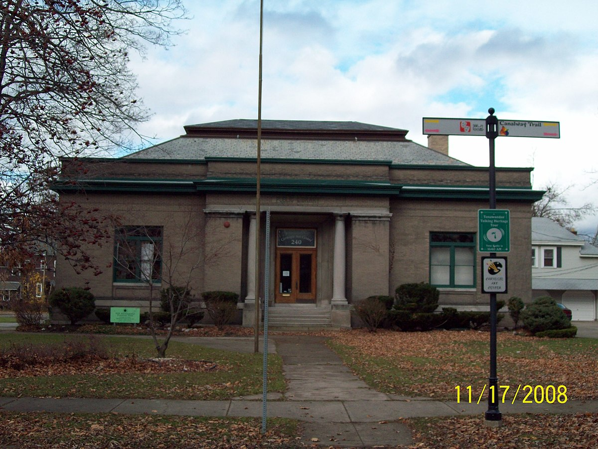 map of ny city with Carnegie Library  28north Tonawanda 2c New York 29 on 189225651 in addition 172257 likewise 14241530560 additionally Number Of Families Receiving Child Care Subsidies In Syracuse City Neighborhoods 2 besides 2841116160.