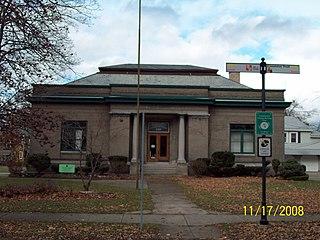 Carnegie Library (North Tonawanda, New York) United States historic place