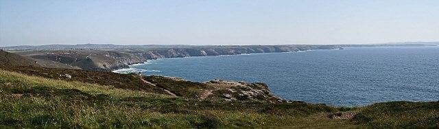 North coast of Cornwall - geograph.org.uk - 1321379