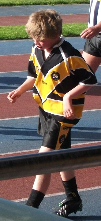 Northcote Tigers - The Northcote Tigers jersey