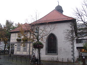 Northeim - Saint Fabian's and Sebastian's Chapel