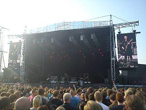 NorthSide Festival (Denmark) - Image: Northside interpol