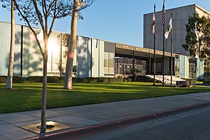 Norwalk, California - Norwalk City Hall