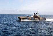 Norwegian Navy Patrol boat Storm