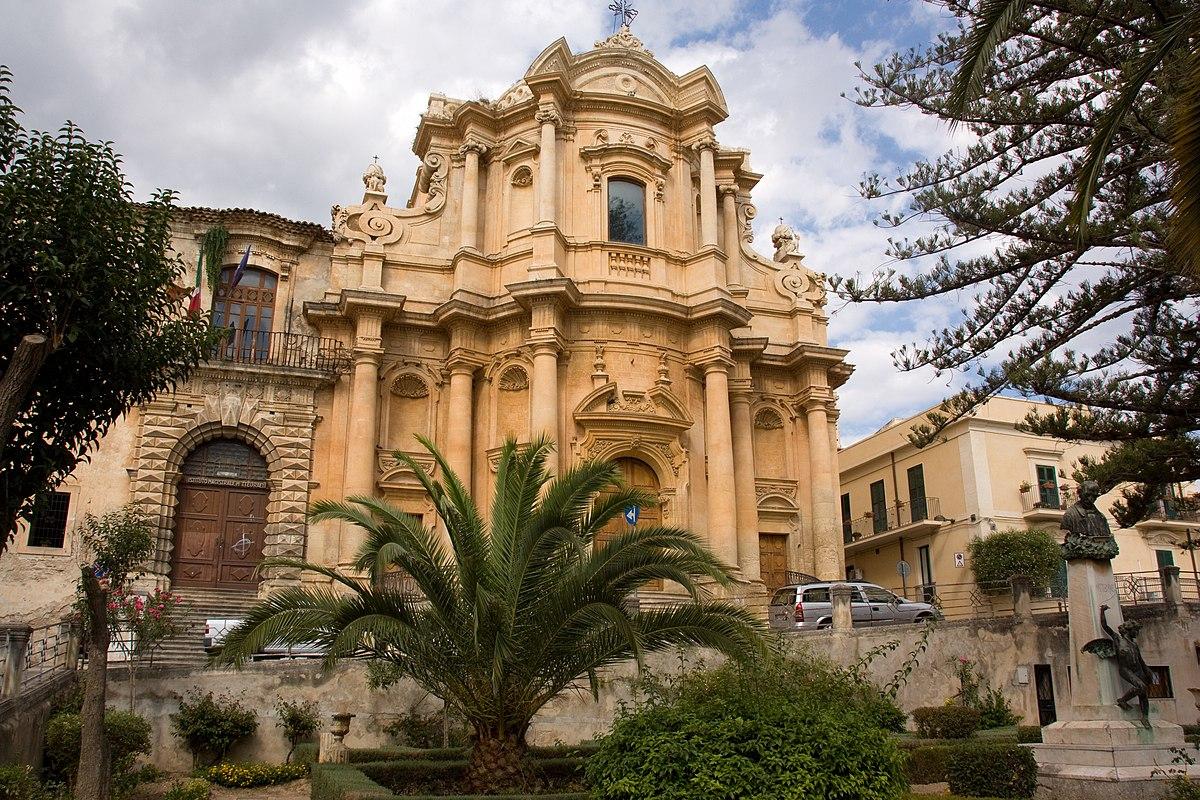 Chiesa di san domenico noto wikipedia for Noto architetto torinese
