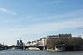 Notre-Dame and Pont de Sully, Paris 7 April 2015.jpg