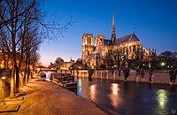 Notre-Dame depuis le Pont de l'Archevêché, @A.P Photography, 2018.jpg