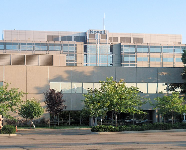 Plik:Novell Provo headquarters.jpg