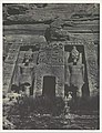 Nubie. Ibsamboul. Entrée du Spéos d'Hathor MET DP116195.jpg
