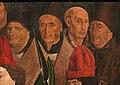 Nuno gonçalves, pannelli di san vincenzo, 1470 ca. 06 l'arcivescovo 3.jpg