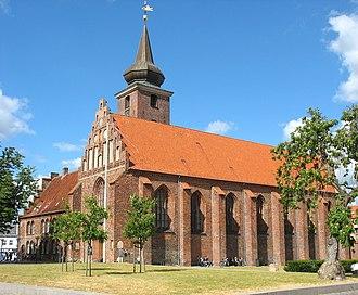 Abbey Church, Nykøbing Falster - The Abbey Church, Nykøbing Falster